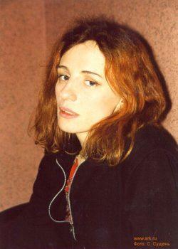 Фото Светланы Сущень (Питер, апрель 2001)
