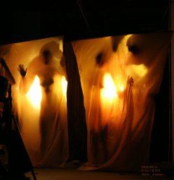 """Фотографии с выступления """"KALIMBA"""" в Музее Сахарова 29 марта 2007. Фото: _musson_"""