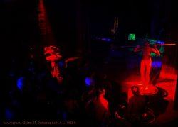 KALIMBA на мастер-классах фестиваля VERTICAL_2007: БУТО relations (Питер, 23-25 марта 2007). Фото: П.Золотарёв