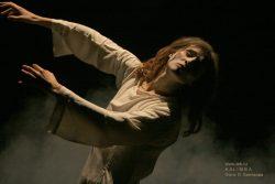 """Фотографии со спектакля """"Орфей"""" в театре PAG&ARM 19 апреля 2007. Фото: Екатерина Белякова"""
