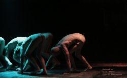 """Фотографии со спектакля """"Орфей"""" в театре PAG&ARM 7 июня 2007. Фото: Ольга Максимова"""