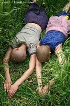 фото Ольги Арефьевой (июнь 2008)