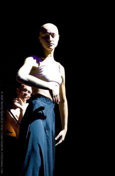 Ольга Арефьева и «Ковчег». Фотографии с акустического концерта в ЦДХ (Москва) 21 сентября 2008. Фото Дмитрия Рябинкина