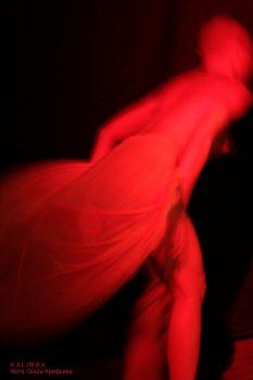 """Фотографии со спектакля """"Белковый ангел"""" (декабрь 2008). Фото: Ольга Арефьева"""