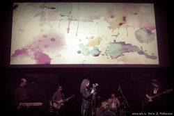 Ольга Арефьева и «Ковчег». Фотографии с электрического концерта в ЦДХ (Москва) 26 сентября 2010 — презентации альбома «Авиатор». Фото Дмитрия Рябинкина