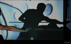 """KALIMBA на съемках клипа на песню Ольги Арефьевой """"Снег"""", октябрь 2010 Скриншоты с видео. Оператор Дмитрий Мишин"""