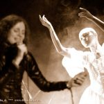 Ольга Арефьева и «Ковчег». Фотографии с электрического концерта в Киеве 6 ноября 2010.  Фото Димы Р.