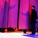 """Фотографии с новогодних вечеров Театра АХЕ """"Глория транзит"""" (Петербург, январь 2011). Фото Ольги Арефьевой."""