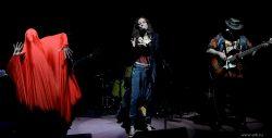 """Фотографии с электрического концерта в ЦДХ 27 октября 2012 - презентации альбома """"Хвоин""""."""