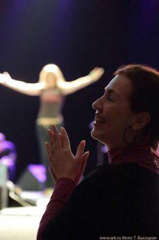 """Фотографии с концерта-презентации альбома """"Хвоин"""" в Перми в ДК им. Гагарина 15 марта 2013. Фото Татьяны Высоцкой."""