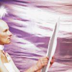 Скриншоты с премьеры программы «Кабаре-Ковчег» 21 апреля 2013 в Музее-театре «Булгаковский Дом» (Москва). Операторы: Сергей Бессмертный, Александр Башилов.