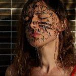 Скриншоты клипа Ольги Арефьевой «Асимметрия», апрель 2014