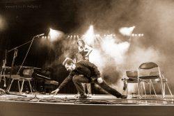 Фотографии из поездки Ольги Арефьевой и ''Ковчега'' в Германию и Прагу в сентябре 2014