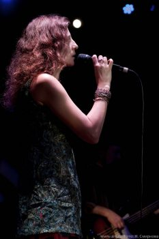 Концерт в Mezzo Forte 3 октября 2014. Фото Наталии Смирновой.
