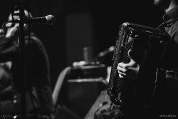 Ольга Арефьева и ''Шансон-Ковчег''. Концерт в ЦДХ 30 ноября 2014. Фото Николая Угольникова.