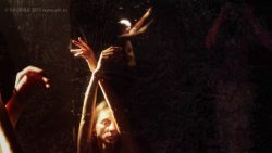Скриншоты клипа Ольги Арефьевой ''Сопромат''. Апрель 2015.