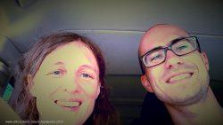 Ольга Арефьева и ''Ковчег''. Фотографии с гастролей в Испании в мае-июне 2015. Фото Ольги Арефьевой
