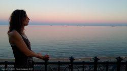 Ольга Арефьева и ''Ковчег''. Фотографии с гастролей в Испании в мае-июне 2015. Фото Лены Калагиной