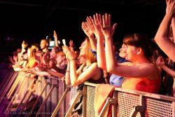 """Ольга Арефьева и """"Ковчег"""". Концерт в клубе VOLTA (Москва) 14 июня 2015. Фото: Елизавета Головчанская"""