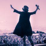 Ольга Арефьева и ''Ковчег''. Фотографии с фестиваля ''Нашествие'' 5 июля 2015. Фото Андрея С. Olga Arefieva & ''Kovcheg'' on the Nashestvie festival on the 5th of July, 2015. Photo by Andrey S.