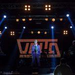 """Ольга Арефьева и """"Ковчег"""". Концерт в клубе VOLTA (Москва) 8 ноября 2015. Фото: Андрей С."""