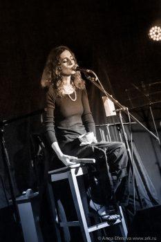 Концерт во Владимире 4 октября 2014. Фото Анны Ефимовой.