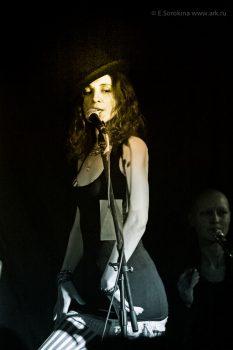 Концерт во Владимире 4 октября 2014. Фото Елизаветы Сорокиной.