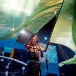 """Ольга Арефьева и """"Ковчег"""". Концерт в YotaSpace 22 мая 2016. Фото: Евгений Чесноков"""