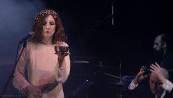 """Ольга Арефьева и """"Ковчег"""". Новогодний концерт 28 декабря 2016 в ЦДХ (Москва)"""