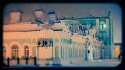 """Ольга Арефьева и """"Ковчег"""" на обратном пути с концерта в Череповце. Фото: Александр Пеньков"""