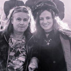 Ольга Арефьева и Сергей Чиграков. День Химика 26-27 мая 2017 в Череповце. Фото: Яков Шумов