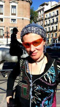 Ольга Арефьева в Испании, май 2017