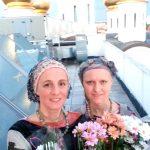 Ольга Арефьева, Елена Калагина. Вечер русских народных духовных песен 17 мая 2017 в Мадриде