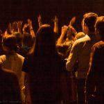 "Ольга Арефьева и ""Ковчег"". Концерт в ГлавClub (YotaSpace) 29 июня 2017. Фото: Татьяна Трегубенко"