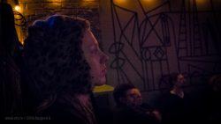 """Сольный концерт Ольги Арефьевой в клубе """"Ящик"""" 19 и 21 января 2018. Зрители концерта. Фото: Андрей С."""