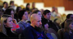 Сольный концерт Ольги Арефьевой в Красноярске 9 марта 2018. Фото: Константин Домбровский