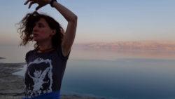 Ольга Арефьева в Израиле, апрель-май 2018