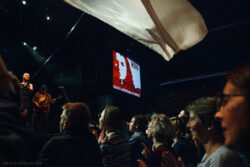 """Ольга Арефьева и """"Ковчег"""". Концерт в ГлавClub 15 июня 2018. Фото Алёны Али"""
