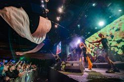 "Ольга Арефьева и ""Ковчег"". Концерт в ГлавClub 15 июня 2018. Фото: Александр Скоморохов"