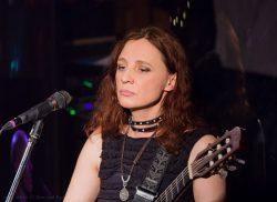 Ольга Арефьева, сольный концерт в Солнечногорске 8 декабря 2018. Фото: Дмитрий Ерохин