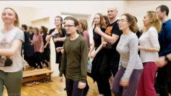 Творческий тренинг Ольги Арефьевой в Москве, 16 марта 2019