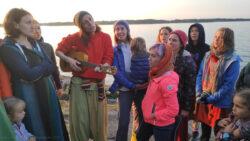 Танцевальная деревня на Ладоге, 13-21 июля 2019. Фото: Саша Безроднова