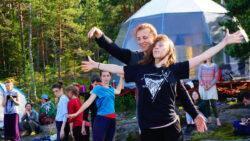 Танцевальная деревня на Ладоге, 13-21 июля 2019. Фото: Елена Митрофанова