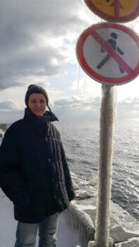 Фотографии из поездки в Иркутск. Ноябрь 2019. Фото Ольги Арефьевой