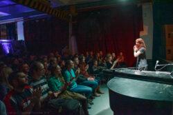 Ольга Арефьева. Сольний концерт в Минске 17 октября 2018. Фото Николая Куксачёва