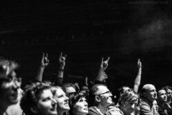 """Ольга Арефьева и """"Ковчег"""". Концерт в ГлавClub 9 февраля 2020. Фото Марии Понкратовой"""