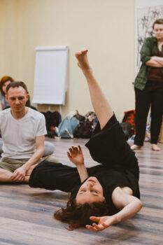 Тренинг Ольги Арефьевой в Москве, 22, 23 и 24 февраля 2020