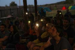 Фотографии с концерта в КЦ «Четыре помещика» (Владимирская обл.) 31 июля 2021. Фото Анны Ефимовой
